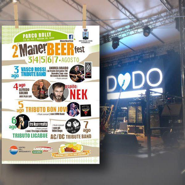Festa Della Birra Manerba Fondazione Dodo onlus
